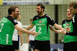 20161126 NED: Beker, Sliedrecht Sport - Pelster Cito: Sliedrecht <br />Dirk Peek <br />©2016-FotoHoogendoorn.nl / Pim Waslander