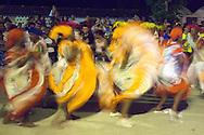 Dancers in Cueto, Holguin, Cuba.