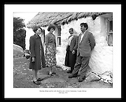 Great shot of Brendan Behan during his visit to Connemara. Lensmen Photographic Agency is great in taking professional photographic images of special events.