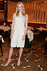 JODIE KIDD at the Cash & Rocket Tour Announcement Launch Lunch in association with McArthur Glen was held at The Grill, The Dorchester, Park Lane, London on 12th March 2015.