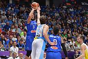 Marco Belinelli<br /> Nazionale Italiana Maschile Senior<br /> Eurobasket 2017 - Group Phase<br /> Ukraina - Italia<br /> FIP 2017<br /> Tel Aviv, 02/09/2017<br /> Foto Ciamillo - Castoria/ M.Longo