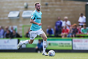 Forest Green Rovers Carl Winchester(7) runs forward during the EFL Sky Bet League 2 match between Forest Green Rovers and Swindon Town at the New Lawn, Forest Green, United Kingdom on 25 August 2018.
