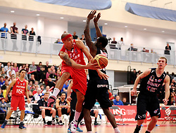 Bristol Flyers' Greg Streete  - Photo mandatory by-line: Joe Meredith/JMP - Mobile: 07966 386802 - 11/04/2015 - SPORT - Basketball - Bristol - SGS Wise Campus - Bristol Flyers v Glasgow Rocks - British Basketball League