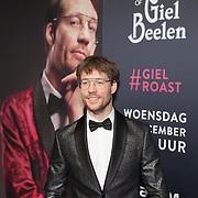NLD/Amsterdam/20171207 - inloop The Roast of Giel Beelen, Giel Beelen