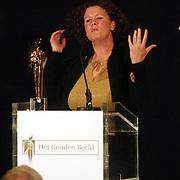 NLD/Bussum/20051212 - Uitreiking Gouden Beelden 2005, VPRO 3 voor 12 - Lowlands wint de UPC Digital Award