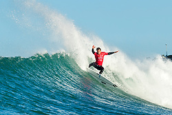 Jul 17, 2017 - Jeffries Bay, South Africa - Rookie Frederico Morais of Portugal advances to Round Three of the Corona Open J-Bay after defeating fellow rookie Ian Gouveia of Brazil in Heat 12 of Round Two in pumping Supertubes. (Credit Image: © Kelly Cestari/World Surf League via ZUMA Wire)