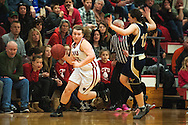 during the girls basketball game between the Essex Hornets and the Champlain Valley Union Redhawks at CVU high school on Tuesday night January 26, 2016 in Hinesburg. (BRIAN JENKINS/for the FREE PRESS)