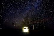 Prada Marfa under the Milky Way. Wedding Portrait Posibility I want You and Yours in this shot!