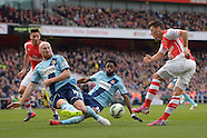 140315 Arsenal v West Ham Utd