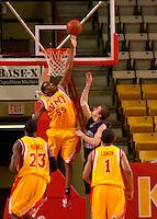 NCAA Men's Basketball: VMI 109, Charleston So 85