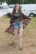 Sarah Munro at the Cornbury Festival