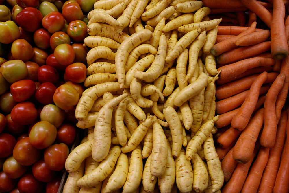 Belo Horizonte_MG, Brasil...Detalhe de legumes no Mercado Central...Detail of vegetables in the Mercado Central...Foto: LEO DRUMOND / NITRO