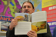 TLB Kruger reads to children at Red Cross Childrens Hospital - Friday 27 May 2016