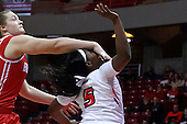 20170101 Bradley at Illinois State women's basketball photos