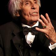 NLD/Amersfoort/20080216 - Concert 104 jarige Johannes Heesters,