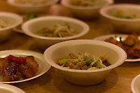 """The Hyde Park Chamber of Commerce held its 2015 Dinner Trek Tuesday evening. Participants were invited to try samples of food from restaurants along 55th and 57th Street between Cottage Grove and the lakefront.<br /> <br /> 0865, 0866 – Some of the dishes that people were able to try at Thai 55 located at 1607 E. 55th Street.<br /> <br /> Please 'Like' """"Spencer Bibbs Photography"""" on Facebook.<br /> <br /> All rights to this photo are owned by Spencer Bibbs of Spencer Bibbs Photography and may only be used in any way shape or form, whole or in part with written permission by the owner of the photo, Spencer Bibbs.<br /> <br /> For all of your photography needs, please contact Spencer Bibbs at 773-895-4744. I can also be reached in the following ways:<br /> <br /> Website – www.spbdigitalconcepts.photoshelter.com<br /> <br /> Text - Text """"Spencer Bibbs"""" to 72727<br /> <br /> Email – spencerbibbsphotography@yahoo.com"""