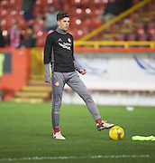 Aberdeen&rsquo;s (on loan from Celtic) Ryan Christie - Aberdeen v Dundee in the Ladbrokes Scottish Premiership at Pittodrie, Aberdeen. Photo: David Young<br /> <br />  - &copy; David Young - www.davidyoungphoto.co.uk - email: davidyoungphoto@gmail.com