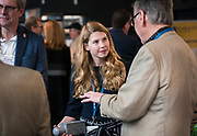 Erin Tenderholt from Blexx at Wisconsin Entrepreneurship Conference at Venue 42 in Milwaukee, Wisconsin, Tuesday, June 4, 2019.