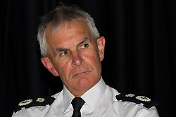 "© Licensed to London News Pictures . FILE PICTURE DATED 20/07/2011 of Greater Manchester Police's Chief Constable SIR PETER FAHY who has today (12th March 2013) said that the ""failings identified in the Jimmy Saville case could happen all over again"" and that ""fundamental, underlying issues"" about similar serial sex offenders were not being addressed . Photo credit : Joel Goodman/LNP"