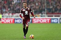 Torino - Serie A 9a giornata - Torino-Lazio - Nella foto: Antonio Barreca -  Torino