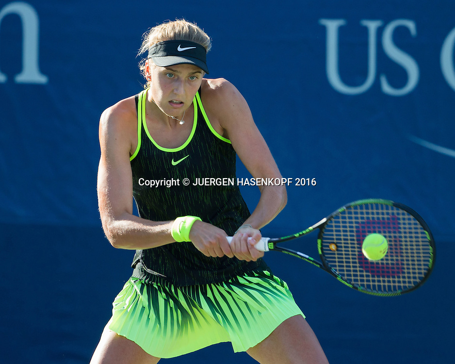ANTONIA LOTTNER (GER)<br /> <br /> Tennis - US Open 2016 - Grand Slam ITF / ATP / WTA -  USTA Billie Jean King National Tennis Center - New York - New York - USA  - 30 August 2016.