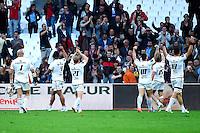 Joie Toulouse - 28.03.2015 - Toulon / Toulouse - 21eme journee de Top 14<br /> Photo : Andre Delon / Icon Sport