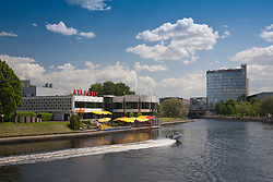 River Emajõgi, Tartu, Estonia, Europe