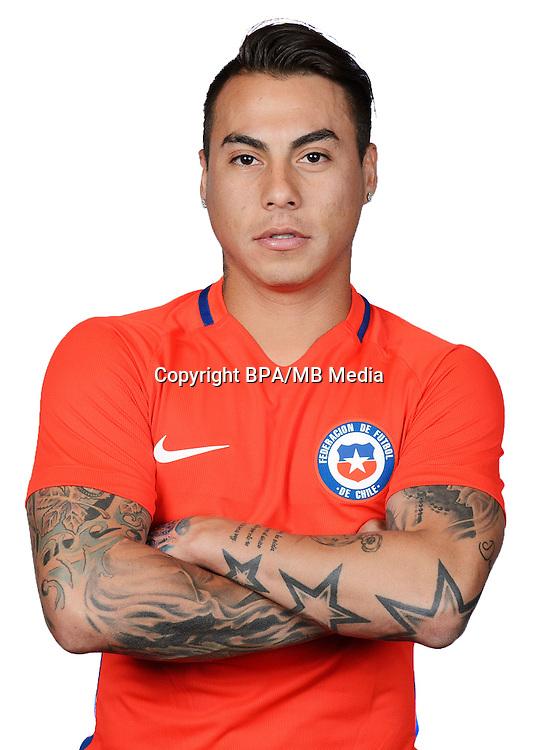 Football Conmebol_Concacaf - <br />Copa America Centenario Usa 2016 - <br />Cile National Team - Group D - <br />Eduardo Vargas
