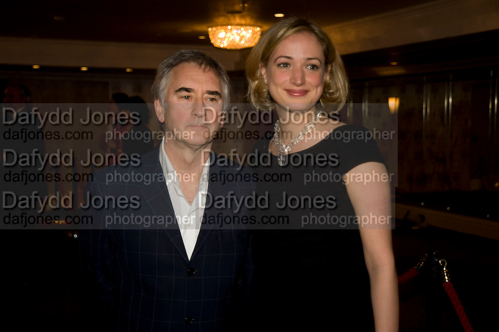 DENNIS LAWSON, The Laurence Olivier Awards, The Grosvenor House Hotel. Park Lane. London. 8 March 2009 *** Local Caption *** -DO NOT ARCHIVE -Copyright Photograph by Dafydd Jones. 248 Clapham Rd. London SW9 0PZ. Tel 0207 820 0771. www.dafjones.com<br /> DENNIS LAWSON, The Laurence Olivier Awards, The Grosvenor House Hotel. Park Lane. London. 8 March 2009