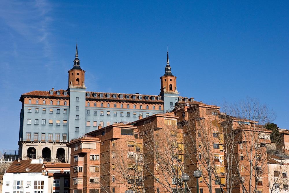 Vista de Teruel.