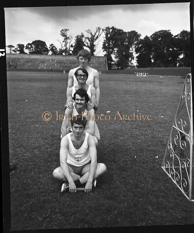 Athletic Team, Santry.24/06/1971