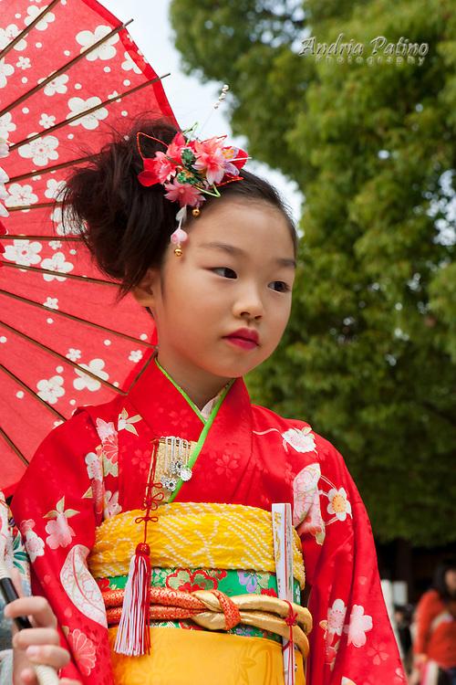 Children's Day at Meiji Shrine, Tokyo