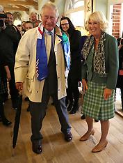 Royal visit to Cumnock - 7 Sep 2017