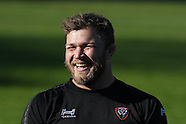 Duane Vermeulen Portrait Shoot - 3 Jan 2017