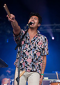 The Temper Trap Wilderness Festival 11th August 2012
