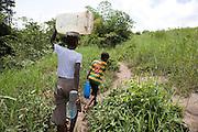 Outskirts of Kinshasa, March 2009