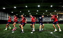Bristol City Under 23's return to training with fitness testing ahead of the 2017/18 season - Mandatory by-line: Robbie Stephenson/JMP - 30/06/2017 - FOOTBALL - SGS Wise Campus - Bristol, United Kingdom - Bristol City Under 23's Fitness Tests