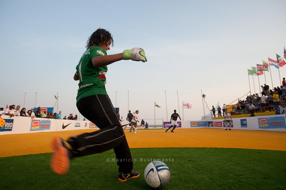 Homeless World Cup Rio 2010