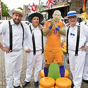 """NLD/Alkmaar/20180518 - Perspresentatie """"Nederland staat op tegen kanker"""" officiele start,"""