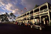 Pioneer Inn, Lahaina, Maui, Hawaii<br />