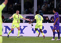 FOOTBALL - CHAMPIONS LEAGUE 2008/2009 - GROUP STAGE - GROUP F - 25/11/2008 - ACF FIORENTINA v OLYMPIQUE LYONNAIS -<br />