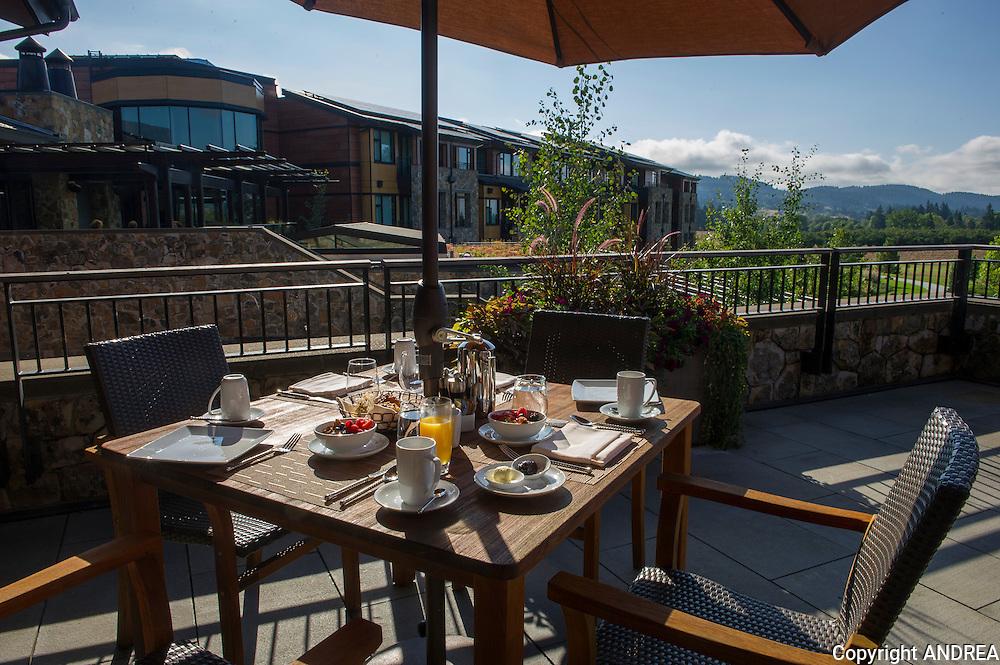 Allison Inn & Spa, Newberg, Willamette Valley, Oregon