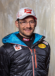 08.10.2016, Olympia Eisstadion, Innsbruck, AUT, OeSV Einkleidung Winterkollektion, Portraits 2016, im Bild Eggenhofer Markus, Nordische Kombination // during the Outfitting of the Ski Austria Winter Collection and official Portrait Photoshooting at the Olympia Eisstadion in Innsbruck, Austria on 2016/10/08. EXPA Pictures © 2016, PhotoCredit: EXPA/ JFK