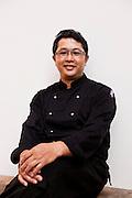 Chef Worawat Thonglor. Chakrabongse Villas