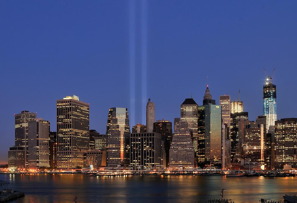Memory of World Trade Center (2012)