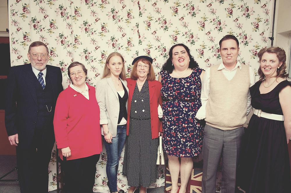 Lisa & Emma's 1940s 40th Birthday Party & Photo Booth ©Rebecca Douglas - www.rebeccadouglas.co.uk - www.facebook.com/rebeccadouglasphotography