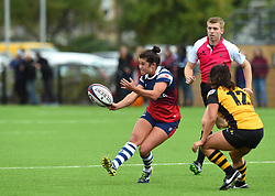 Caity Mattinson of Bristol Bears Women - Mandatory by-line: Paul Knight/JMP - 08/09/2018 - RUGBY - Shaftesbury Park - Bristol, England - Bristol Bears Women v Wasps FC Ladies - Tyrrells Premier 15s