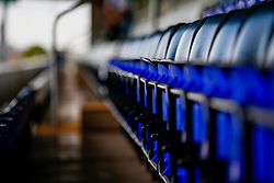 General view of the seats in hospitality at the Memorial Stadium  - Mandatory by-line: Ryan Hiscott/JMP - 14/08/2018 - FOOTBALL - Memorial Stadium - Bristol, England - Bristol Rovers v Crawley Town - Carabao Cup