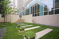 Garden at 243 West 60th St