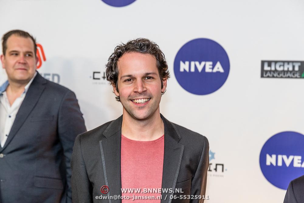 NLD/Amsterdam//20170328 - Uitreiking TV-beelden 2017, Victor Midz